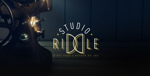 Studio Riddle // Escape Game // En Famille // Reims